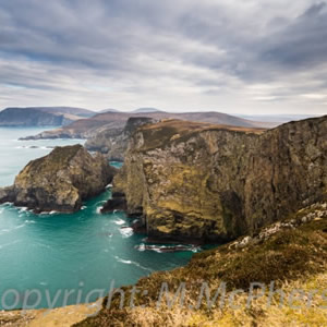 Finished fishing ? Why not take a hike on the fantastic North Mayo Coast.